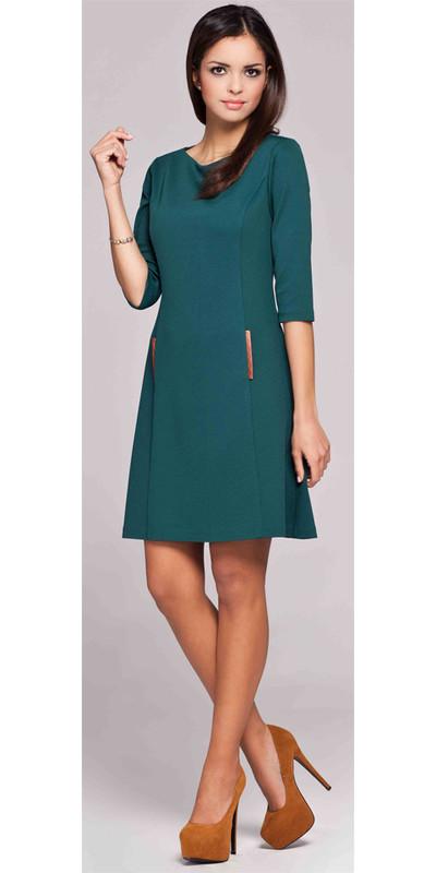 04dc16bcc3 Sukienki z rękawem 3 4 - sklep internetowy E-lady.pl