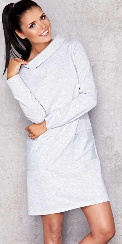 d456b40c6a Sukienki z długim rękawem - sklep internetowy E-lady.pl
