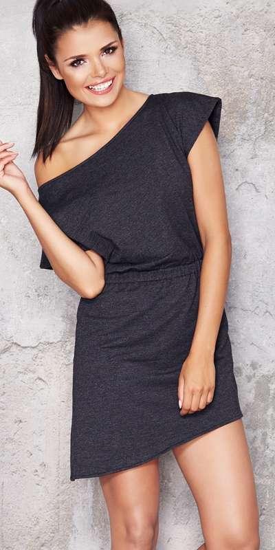 a97b3f25a4 Sukienki z krótkim rękawem - sklep internetowy E-lady.pl