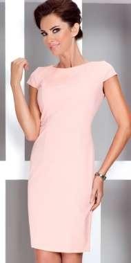 f57d6e0ffa Dopasowana sukienka NUMOCO 53-31 Numoco SAF- sklep internetowy E-lady.pl
