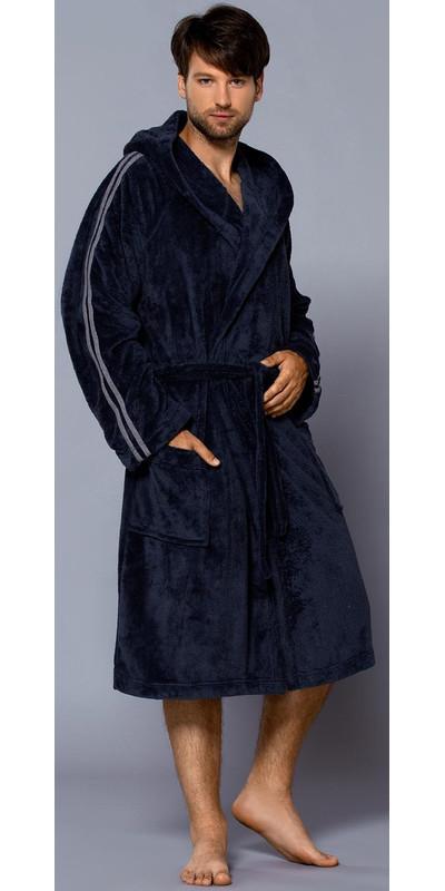 fc7288d08ce412 Szlafroki męskie, płaszcze kąpielowe dla mężczyzn - sklep E-lady