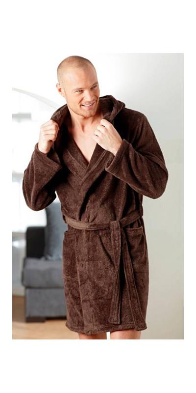7370a0a0f7421f Szlafroki męskie, płaszcze kąpielowe dla mężczyzn - sklep E-lady