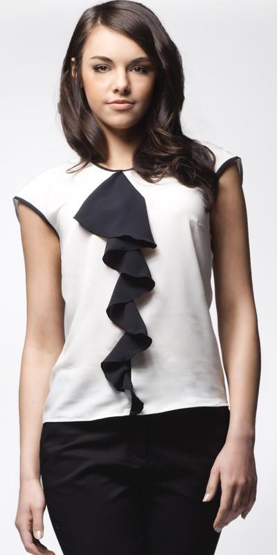b816d0bed59e85 Bluzki damskie, eleganckie bluzki koszulowe - sklep internetowy E ...