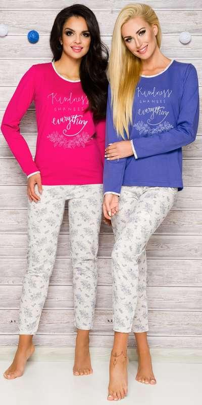 805dc3f5b185aa Dział Piżamy damskie w sklepie www.e-lady.pl > Piżamy Taro - sklep ...