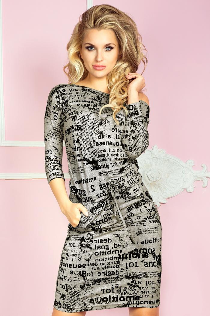 f7881e2050 Sukienka sportowa NUMOCO 13-28 Numoco SAF- sklep internetowy E-lady.pl