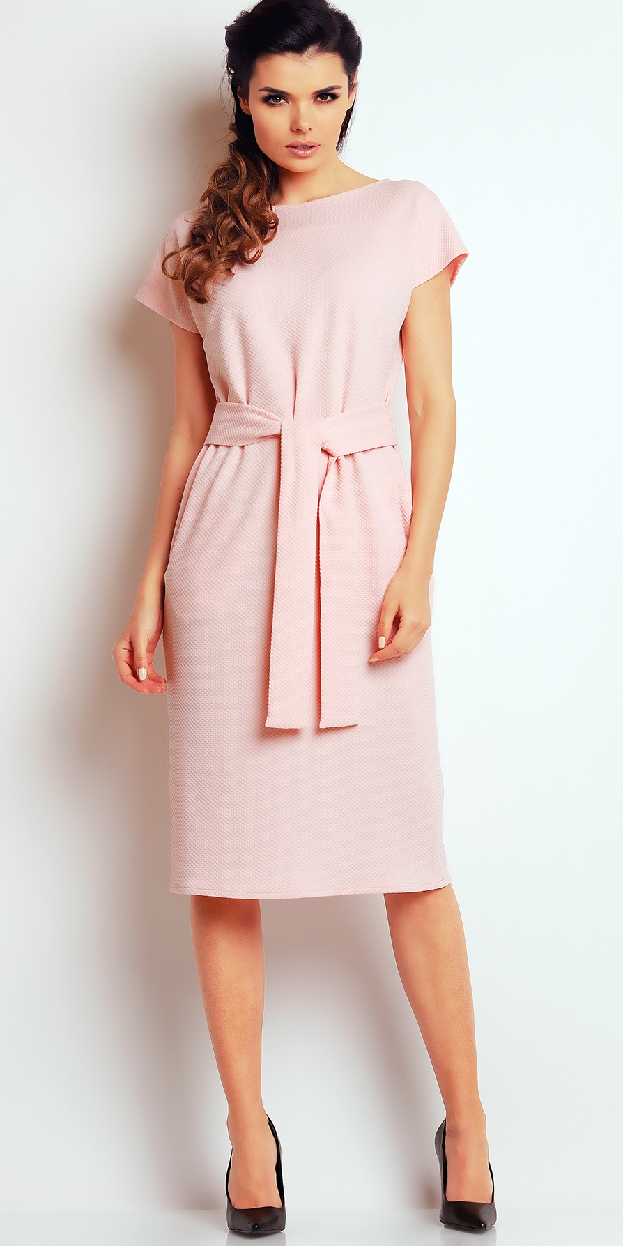 1d5324bf8b Sukienka AWAMA A142 Awama- sklep internetowy E-lady.pl