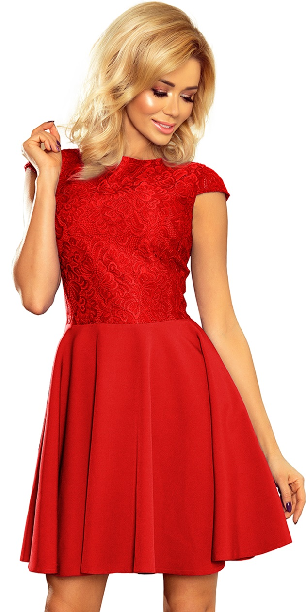 1d02ec05ba Sukienka MARTA 157-8 Numoco SAF- sklep internetowy E-lady.pl